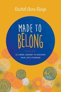 Made to Belong