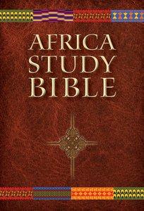 NLT Africa Study Bible (Black Letter Edition)