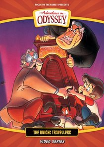 The Knight Travellers (#01 in Adventures In Odyssey Visual Series)