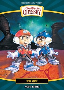 Star Quest (#05 in Adventures In Odyssey Visual Series)