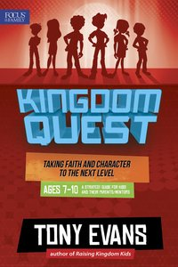 For Ages 7 to 10 (Kingdom Quest Strategy Guide Series)
