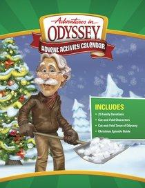 Aio: Adventures in Odyssey Advent Activity Calendar (Adventures In Odyssey Imagination Station Series)