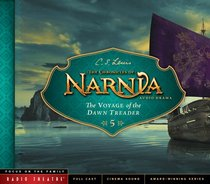 The Voyage of the Dawn Treader (Unabridged) (#05 in Chronicles Of Narnia Audio Series)