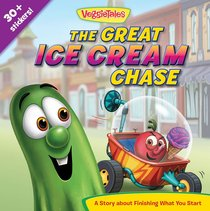 The Great Ice Cream Chase (Veggie Tales (Veggietales) Series)
