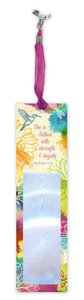 Bookmark Magnifier: Strength & Dignity