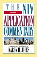 Esther (Niv Application Commentary Series)