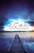 NIV Outreach New Testament Blue Pier