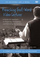 Preaching Gods Word Video Lectures