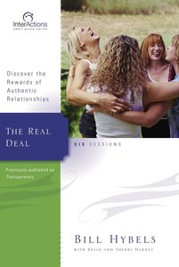 The Interactions: Real Deal (Interactions Small Group Series)