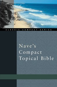 Naves Compact Topical Bible