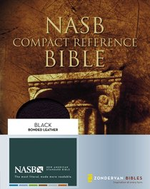 NASB Updated Compact Reference Black