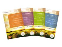 Crpg: Celebrate Recovery Volumes 1-4 the Journey Begins Set (Celebrate Recovery Series)