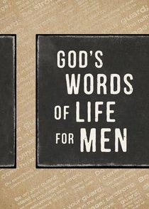 Gods Words of Life For Men