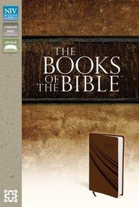 NIV Books of the Bible Brown Duo-Tone