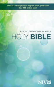 NIV Holy Bible Compact
