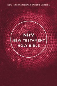 NIRV Outreach New Testament Pink (Black Letter Edition)