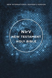 NIRV Outreach New Testament Blue