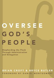 Oversee Gods People