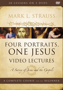 Four Portraits, One Jesus Video Lectures (DVD 10 Hrs) (Zondervan Academic Course Dvd Study Series)