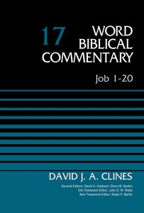 Job 1-20 (Word Biblical Commentary Series)