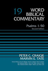 Psalms 1-50 (Word Biblical Commentary Series)