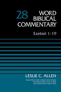 Ezekiel 1-19 (Word Biblical Commentary Series)