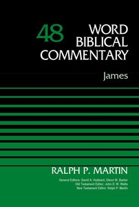James (Word Biblical Commentary Series)