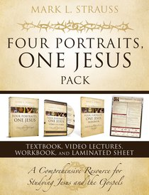 Four Portraits, One Jesus Pack