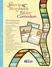 Jesus Storybook Bible Old Testament (Curriculum Kit Handouts)