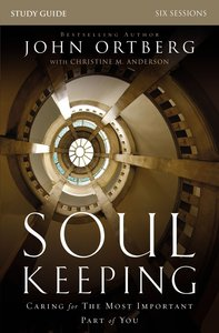 Soul Keeping (Study Guide)