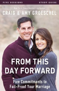 From This Day Forward (Study Guide)