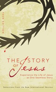 NIV the Story of Jesus (Teen Edition)