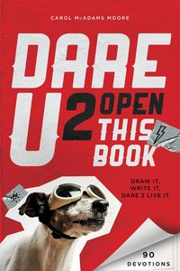 Dare U 2 Open This Book (Guys)