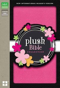 NIRV Plush Bible Collection Pink