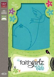 NKJV Faithgirlz Bible Caribbean Blue (Faithgirlz! Series)