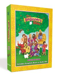 The Beginners Bible Deluxe Edition (Includes Complete Book on Audio CDS) (Beginners Bible Series)