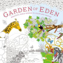 Garden of Eden (Adult Coloring Books Series)