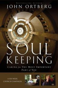 Soul Keeping (Curriculum Kit)