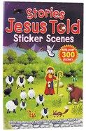 Stories Jesus Told (Candle Sticker Scenes Series)