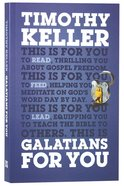 Galatians For You (Gods Word For You Series)