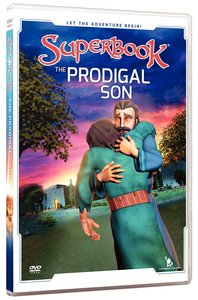 The Prodigal Son (#12 in Superbook Dvd Series Season 02)