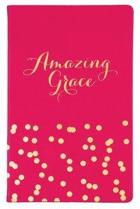 Flexi Cover Journal: Amazing Grace, 13.9cm X 21.5cm
