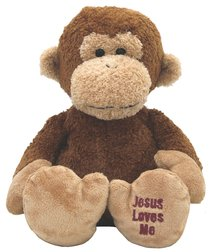 Charlie Monkey: Jesus Loves Me