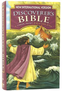 NIV Discoverers Bible