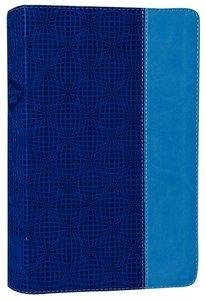 NIV Adventure Bible Electric Blue Ocean Blue