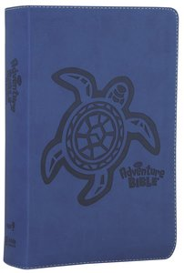 NIRV Adventure Bible For Early Readers Blueberry