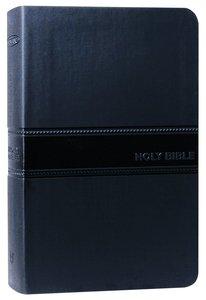 NKJV Deluxe Gift Bible Black Leathertouch