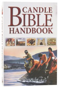 Candle Bible Handbook For Kids