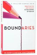 Boundaries: To Take Control of Your Life