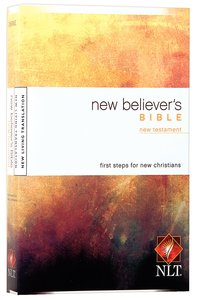 NLT New Believers New Testament (Black Letter Edition)